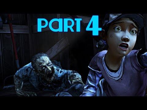The Walking Dead- Season 2 Episode 1 Gameplay (Part 4)