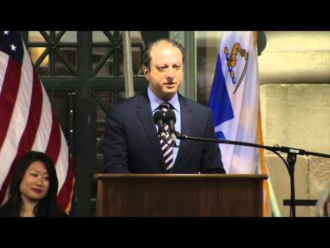 Preet Bharara's Speech at Harvard Law School Class Day 2014