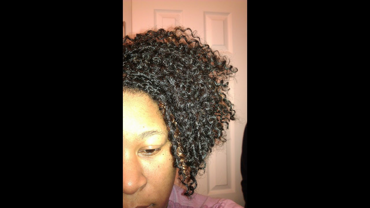 Crochet Hair Tool : Crochet Braid StyleDetox ClayNatural Hair Prep - YouTube