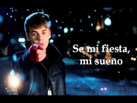 justin bieber-Christmas eve (subtitulado en español)