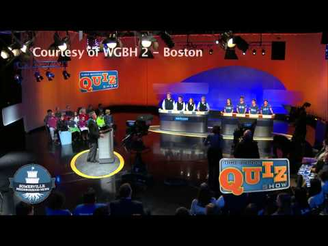 SEGMENT: Somerville High @ WGBH! - SNN # 9 - Feb. 25, 2014