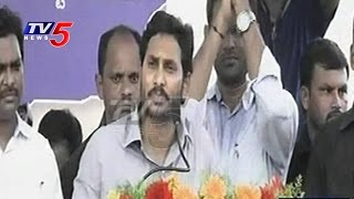 Only special status will bring about development: Jagan