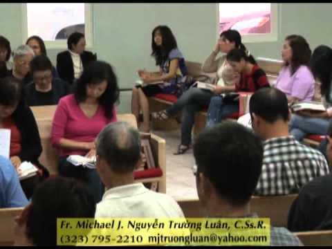 Đường Vào Thánh Kinh, Lc 18:9-14, 24-10-2010. Cha  MJ Nguyễn Trường Luân.