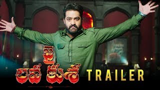 Jai Lava Kusa Movie Theatrical Trailer