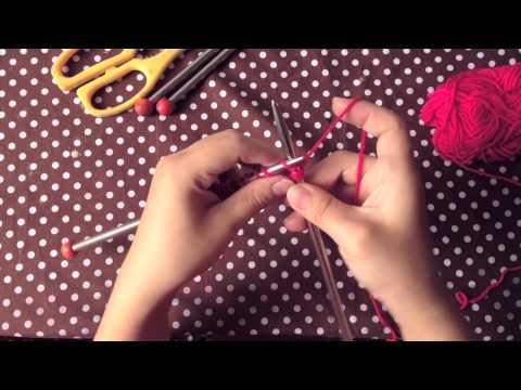 Handmade Cat Can Do - Cách đan khăn quàng cổ cho mùa đông ấm áp ^^