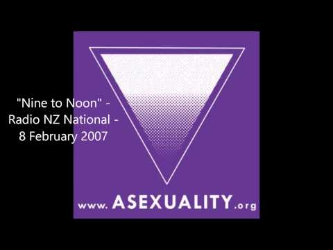 Interview on asexuality on