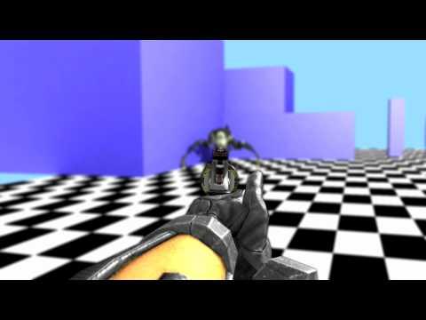 Фанатское виденье анимации Half-Life 3