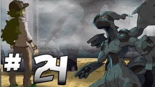 Let's Play Pokemon: Black Part 24 Dragonspiral Tower