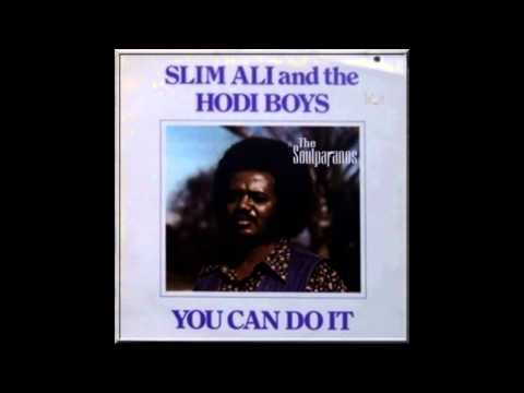 SLIM ALI & THE HODI BOYS - Tell Me - 1977