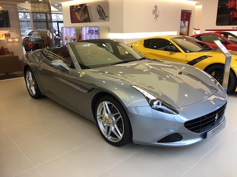 2017 Ferrari California T - Exterior and Interior Review