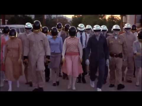 DAFT PUNK - Get Lucky (feat. Pharrell Williams) (VIDEO)