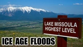 Ice Age Floods Lake Missoula