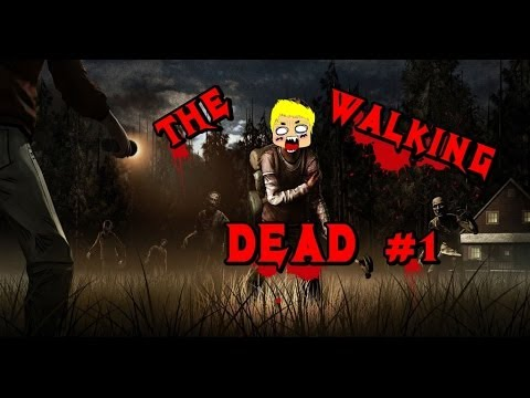 The Walking Dead Season One Episode 1-A New Day #1