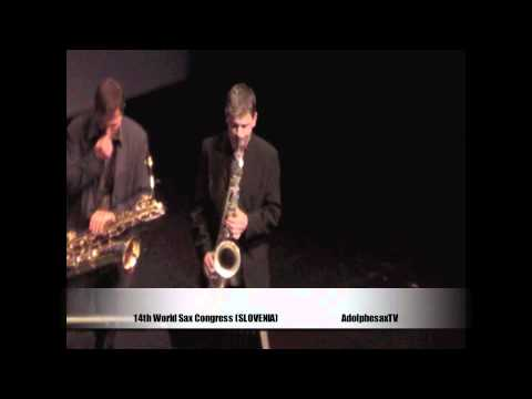 Unknown group in the World Sax Congress