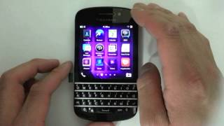 Unlock Blackberry Q10 How To Unlock Q10 Blackberry OS 10