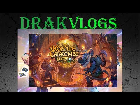 Blizzcon 2017: Hearthstone - Drak VLOGS!