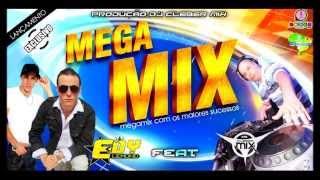 Dj Cleber Mix Megamix Edy Lemond (2013)