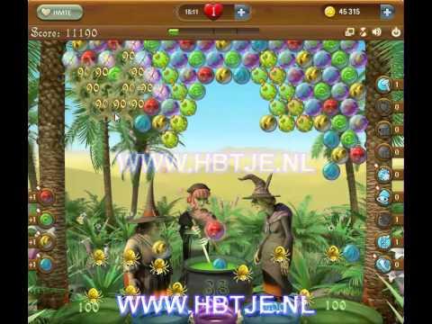 Bubble Witch Saga level 102
