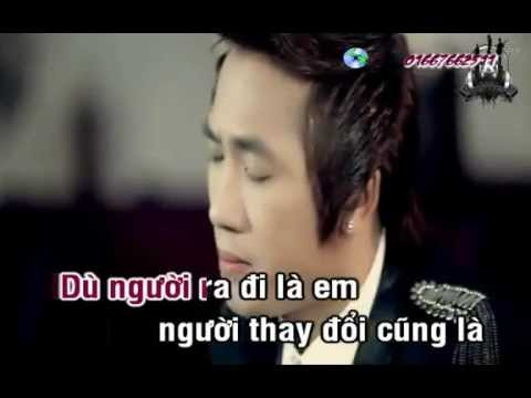 Nụ Cười Không Vui karaoke beat Châu Khải phong