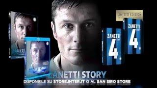 LA PRESENTAZIONE DEL DVD E BLU RAY ZANETTI STORY AL SAN SIRO STORE