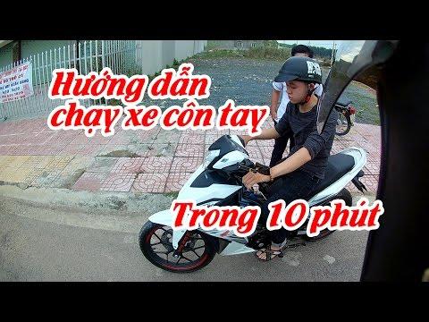 HƯỚNG DẪN CHẠY XE CÔN TAY TRONG VÒNG 10 PHÚT | Tập 20 | Hô Motovlog | Winner 150