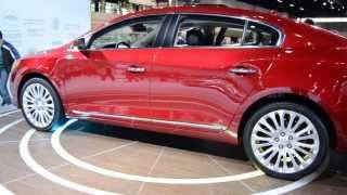 Buick LaCROSSE 2015 chicago auto show