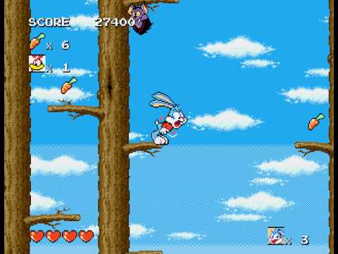 Tiny Toon Adventures - Busters Hidden Treasure - Tiny Toon Adventures - Buster