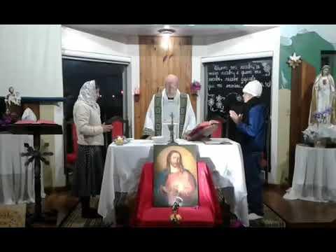 Santa Missa | 04.06.2020 | Quinta-feira | Padre José Sometti | ANSPAZ