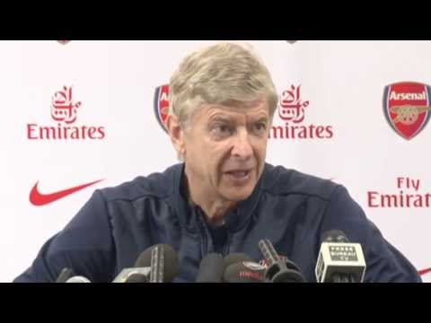 Wenger - I want to stay at Arsenal forever