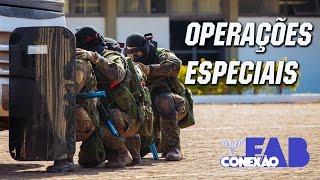 Esta edição do Conexão FAB mostra o treinamento das Forças Especiais da FAB que vão atuar nos Jogos Olímpicos no Rio de Janeiro.