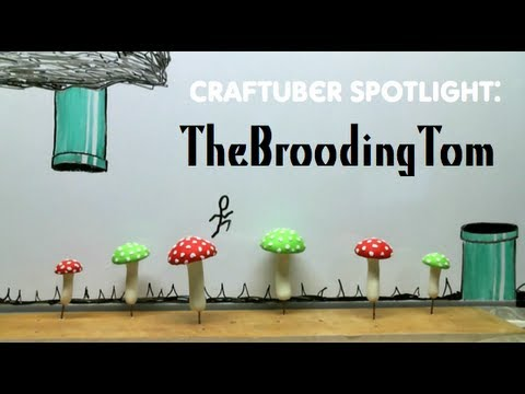 Craftuber Spotlight | TheBroodingTom