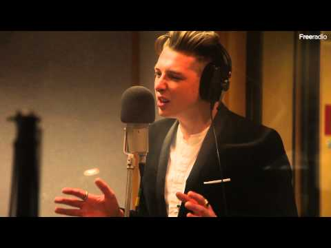 John Newman - Love Me Again Live at Free Radio
