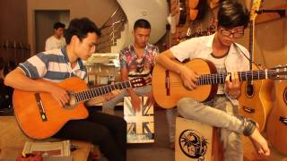 Guitar romance - Hieuorion shop Đà Nẵng