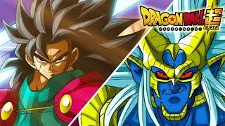 Yamoshi and Zalama!! The Saiyans HIDDEN Connection To The Gods In Dragon Ball Super