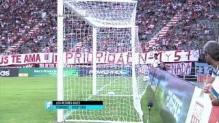 Los mejores goles. Fecha 2. Primera División 2015. .