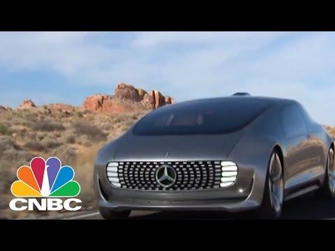 Новиот Мерцедес F015 – автомобилот без возач, се управува сам и личи како да е од некој научно-фантастичен филм