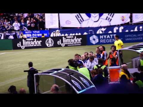 이영표선수의 은퇴 경기 20131027 Vancouver Whitecaps FC vs. Colorado Rapids