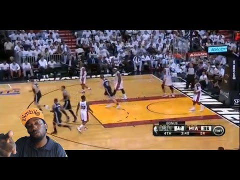 Blowout!  Miami Heat vs Brooklyn Nets Nba Playoffs 2014 game 1 Told you ! Reaction