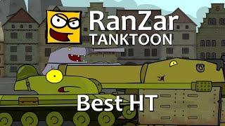 Tanktoon - Nejlepší těžký tank