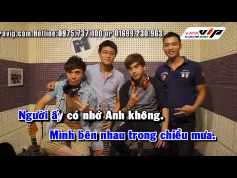 [Karaoke] Ký ức còn đâu - Minh Vương M4U ft Hồ Quang Hiếu (Beat Gốc)