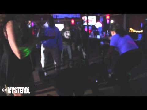 Fight breaks out at Maino show