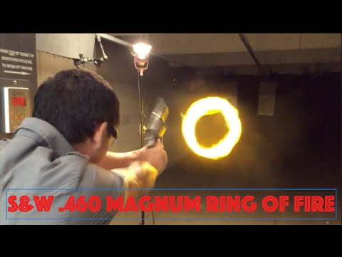 Ring of Fire - Smith & Wesson .460 Magnum XVR 3.5