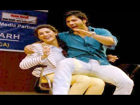 Nargis Fakhri And Varun Dhawan Lap Dance Video