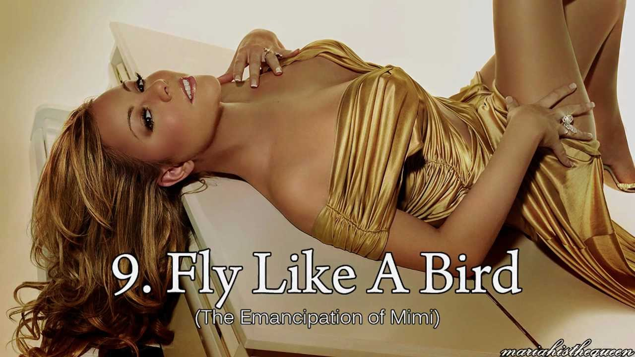 Top 10 Inspirational Mariah Carey songs - YouTube