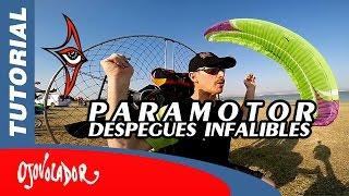 Paramotor  - Despegues Infalibles