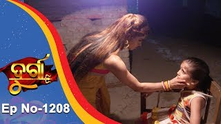 Durga   Full Ep 1208   22nd Oct 2018   Odia Serial - TarangTV