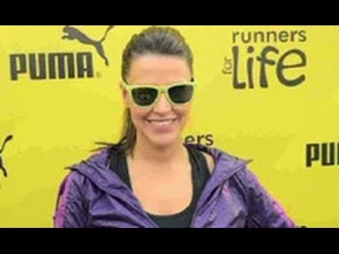 Neha Dhupia attends Puma Urban Stampede in Mumbai | Runners For Life