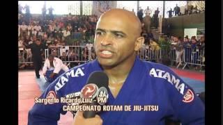 Mais de 200 atletas participam do 3� Campeonato Rotam de Jiu-Jitsu