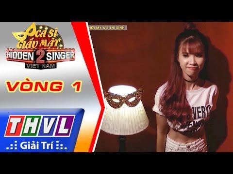 THVL | Ca sĩ giấu mặt 2016 – Tập 1: Khởi My | Vòng 1: Dễ Thương - Khởi My và 5 thí sinh