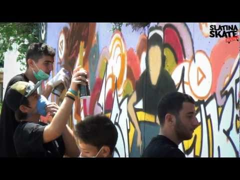 Olimpiada Liceelor SLATINA 2012 / Concurs Graffiti